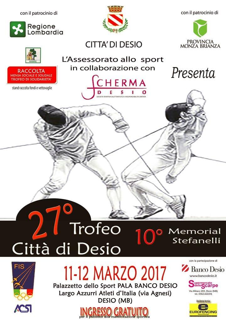 Federazione Italiana Scherma Calendario Gare.Campionato Scherma Desio Eventi A Monza