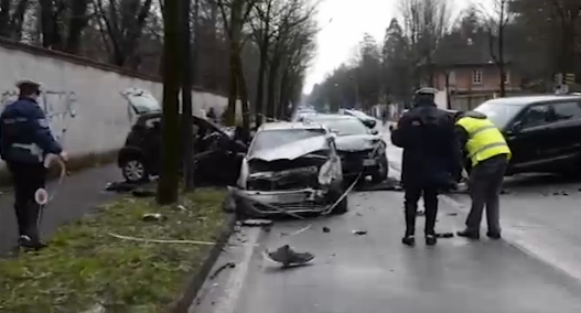 incidente (Frame da Corriere tv)-3