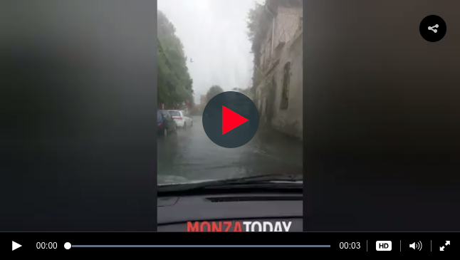 FOTO VIDEO VIALE BATTISTI ALLAGATO-2