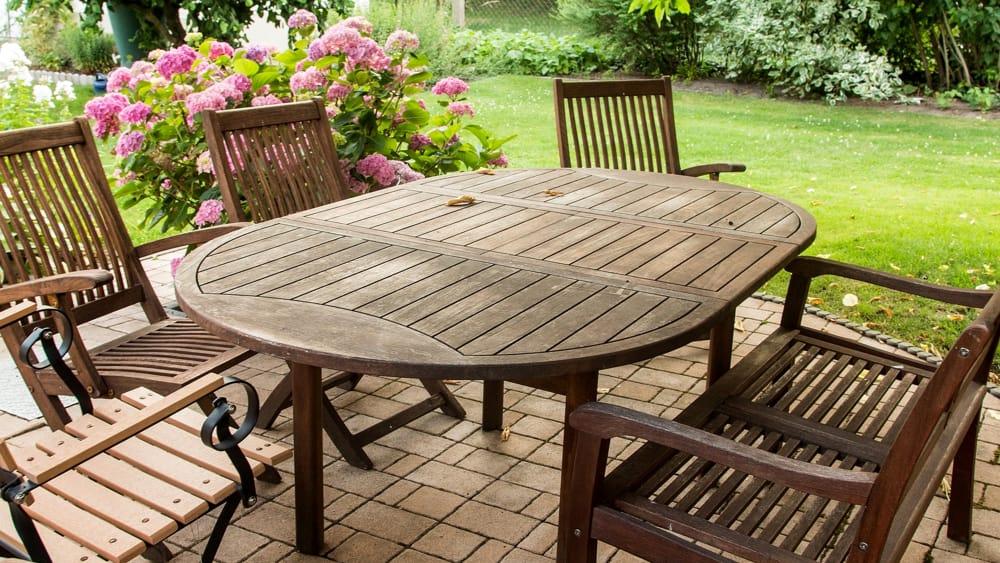#садовая мебель