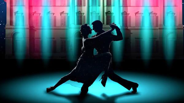 Tango argentino in Villa Tittoni