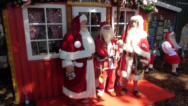 Casa di Babbo Natale alla Villa Bagatti Valsecchi: uno spazio da fiaba e mercatini
