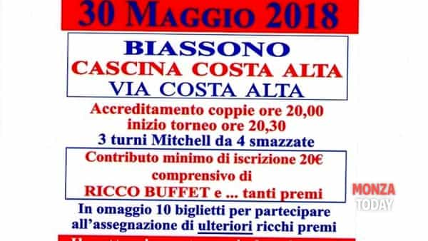 Burraco per beneficenza