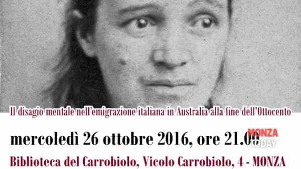 """Migrazioni e follia a Monza. Presentazione del libro """"La follia del partire, la follia del restare"""""""