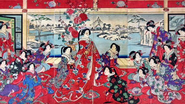 Giappone, terra di geisha e samurai: la mostra alla Villa Reale
