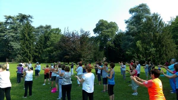 'In forma al parco': sport all'aperto, gratis per tutta l'estate