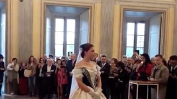Ecco la mostra sulla principessa Sissi alla Villa Reale di Monza
