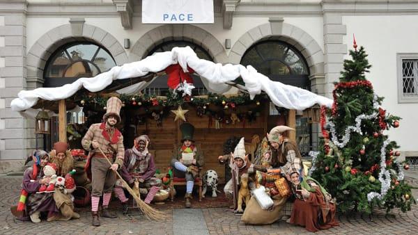 Villaggio di Natale, street food e degustazioni: i mercatini di Albiate