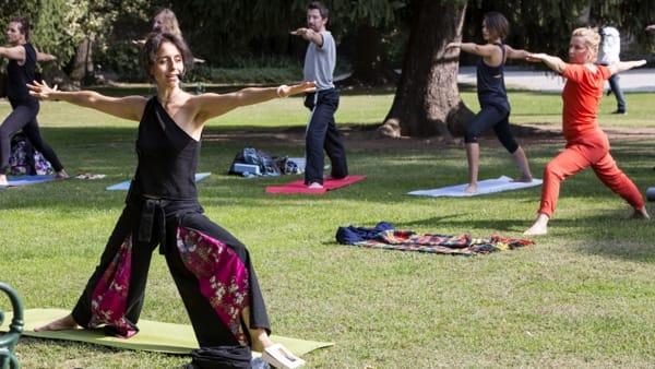 """""""Lo yoga come arte di vivere"""" al Rossini Art Site di Briosco"""