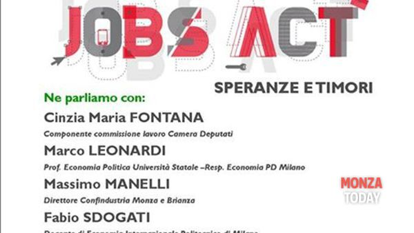 Jobs Act. Timori e Speranze