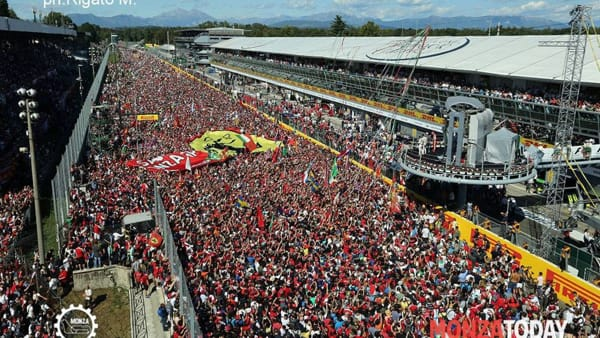 2021 Grand Prix: the public returns but only with the green pass thumbnail