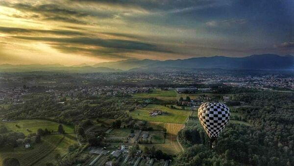 Fonte: Balloon Tour (Facebook)