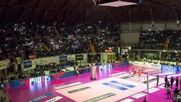 Girl League alla Candy Arena di Monza