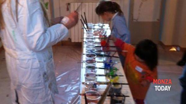 laboratori di cucina per bambini, arte e riciclo creativo: i nuovi appuntamenti di marzo alla stanza dei colori di albiate-3