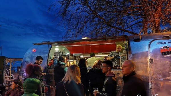 'Rock Street Food': un week-end di cibo da strada e musica