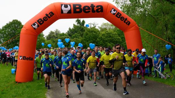 In corsa con Marco: il 10 maggio al Parco di Monza