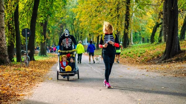 Ecco la corsa di Halloween al Parco di Monza