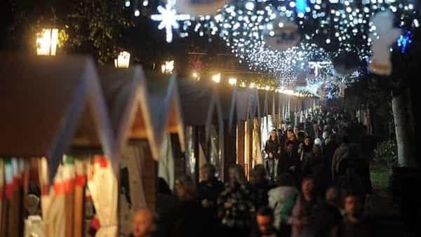 Mercatini di Natale e streetfood a Castello di Carimate