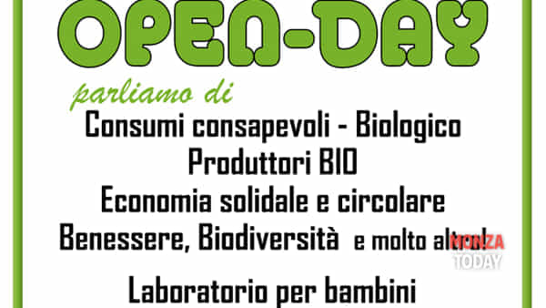 Open-day Biogas - Gruppo d'acquisto solidale