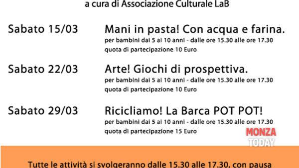 laboratori di cucina per bambini, arte e riciclo creativo: i nuovi appuntamenti di marzo alla stanza dei colori di albiate-4