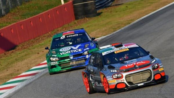 Monza Rally Show, tutto pronto per la partenza (senza Valentino Rossi)
