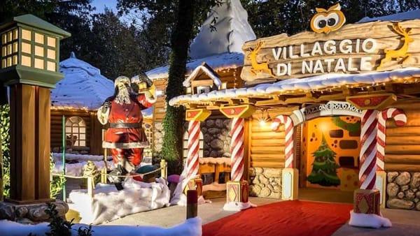 Villaggio di Babbo Natale a Seregno