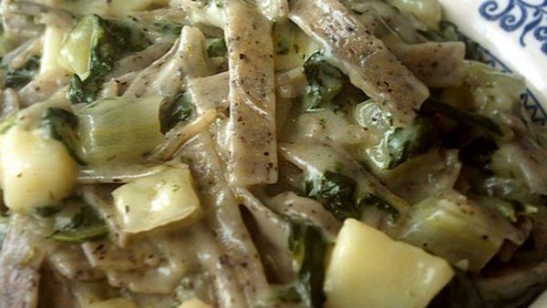 Sagra Valtellinese, pizzoccheri e funghi in Brianza