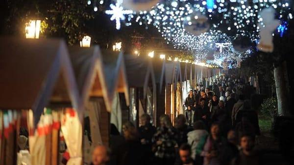 Mercatini di Natale e street food al Castello di Carimate