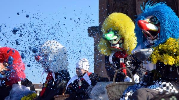 Sfilata e battaglia dei coriandoli: ecco il Carnevale di Meda