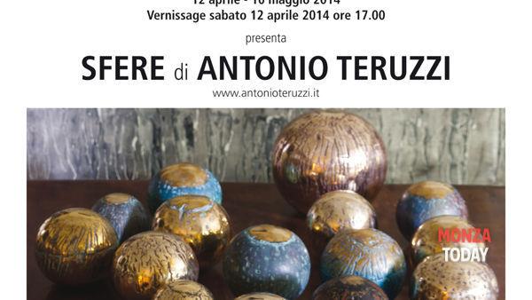 Sfere di Antonio Teruzzi