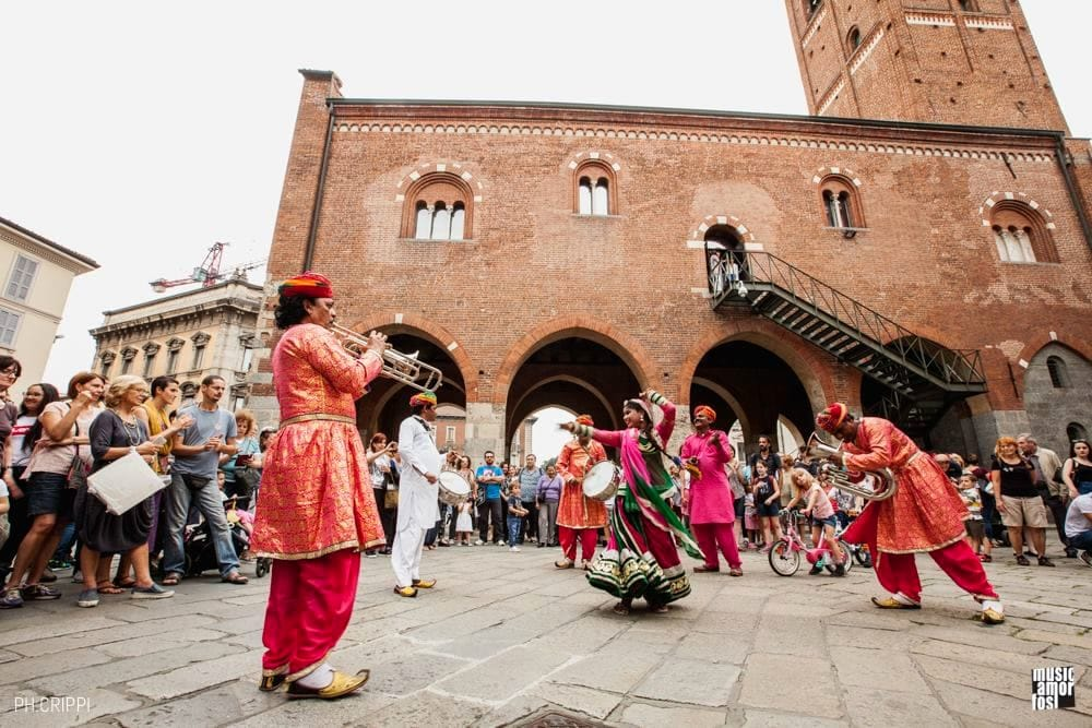 Parade di Monza Visionaria (dal profilo Facebook dell'iniziativa)