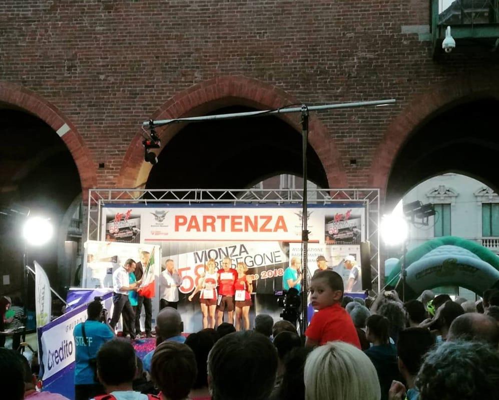 La Monza-Resegone (foto Instagram/multizanfo)