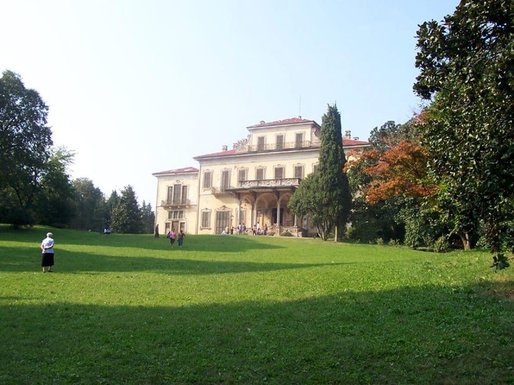 Villa Borromeo Adda (da Wikipedia)