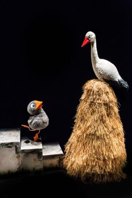 spettacolo teatrale (da Fb/Compagnia Teatrale Stilema)