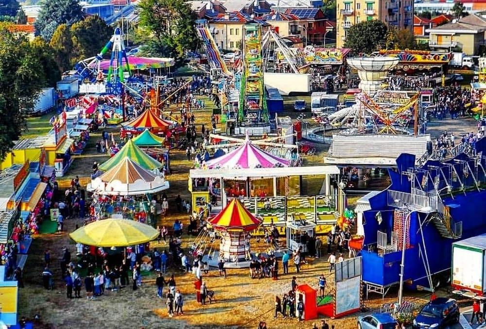 Luna Park a Brugherio (da Facebook/Giostre e Mestieri)
