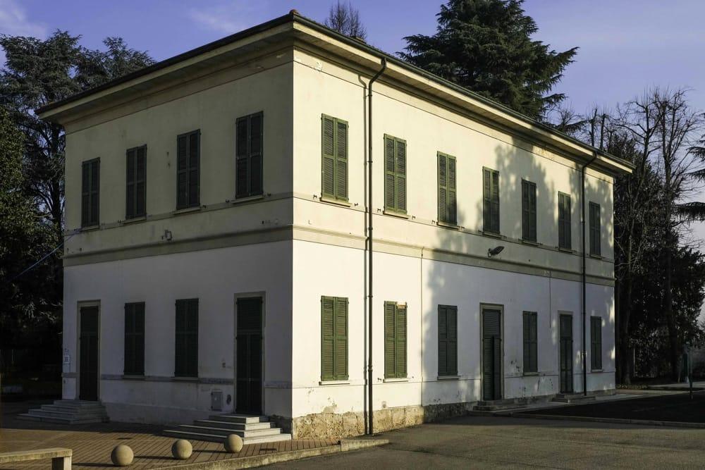 La villa (da fondoambiente.it)