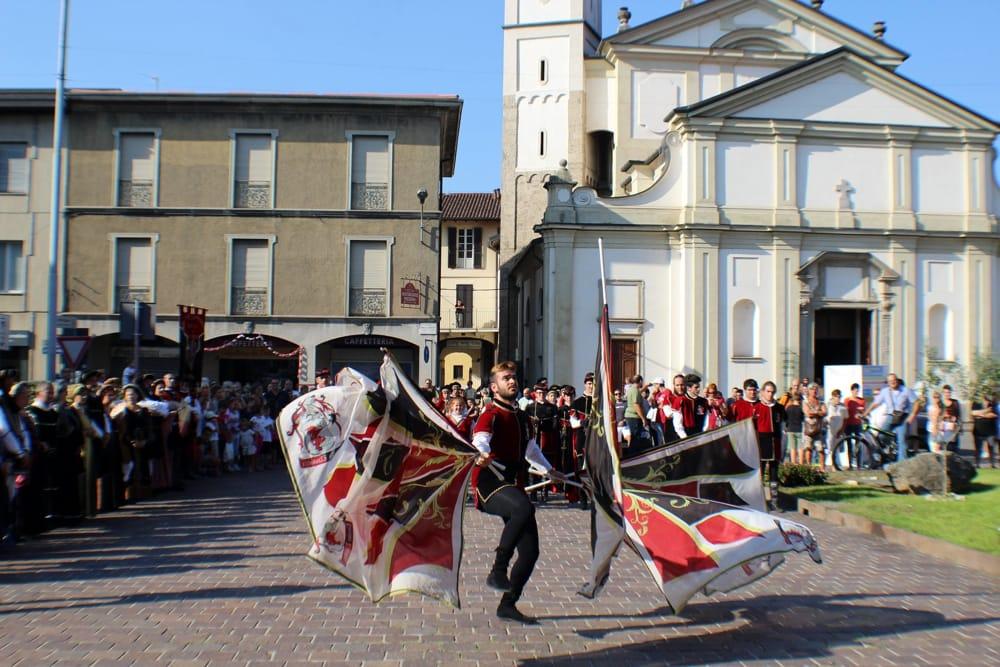 Festa patronale Cesano Maderno (da Fb/