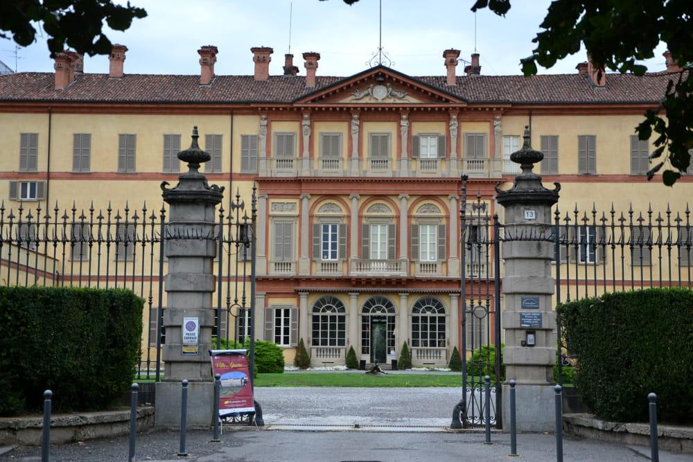 La villa (foto Wikipedia)