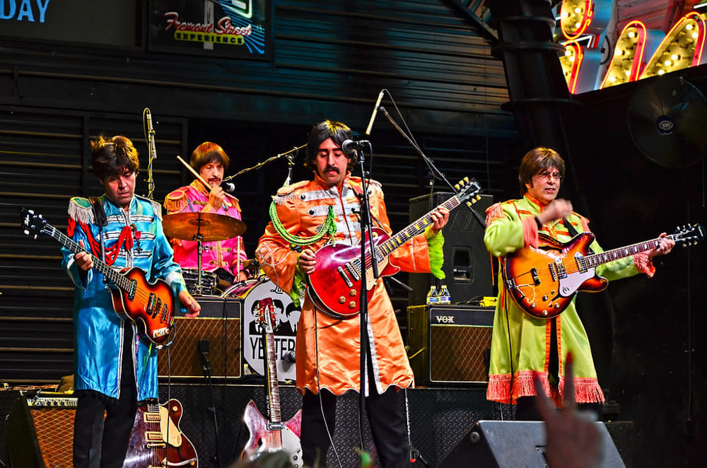 Beatles Tribute Band (da Wikipedia)