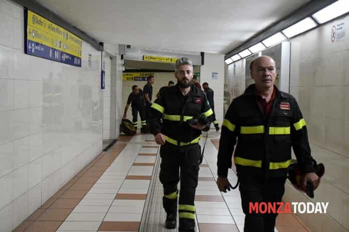 Vigili del fuoco stazione 1