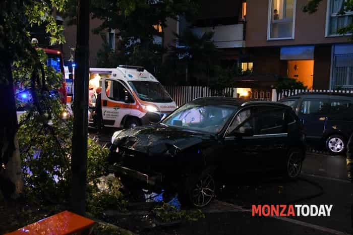 Incidente via Forlanini a Desio (Foto B&V Photographers) (1)