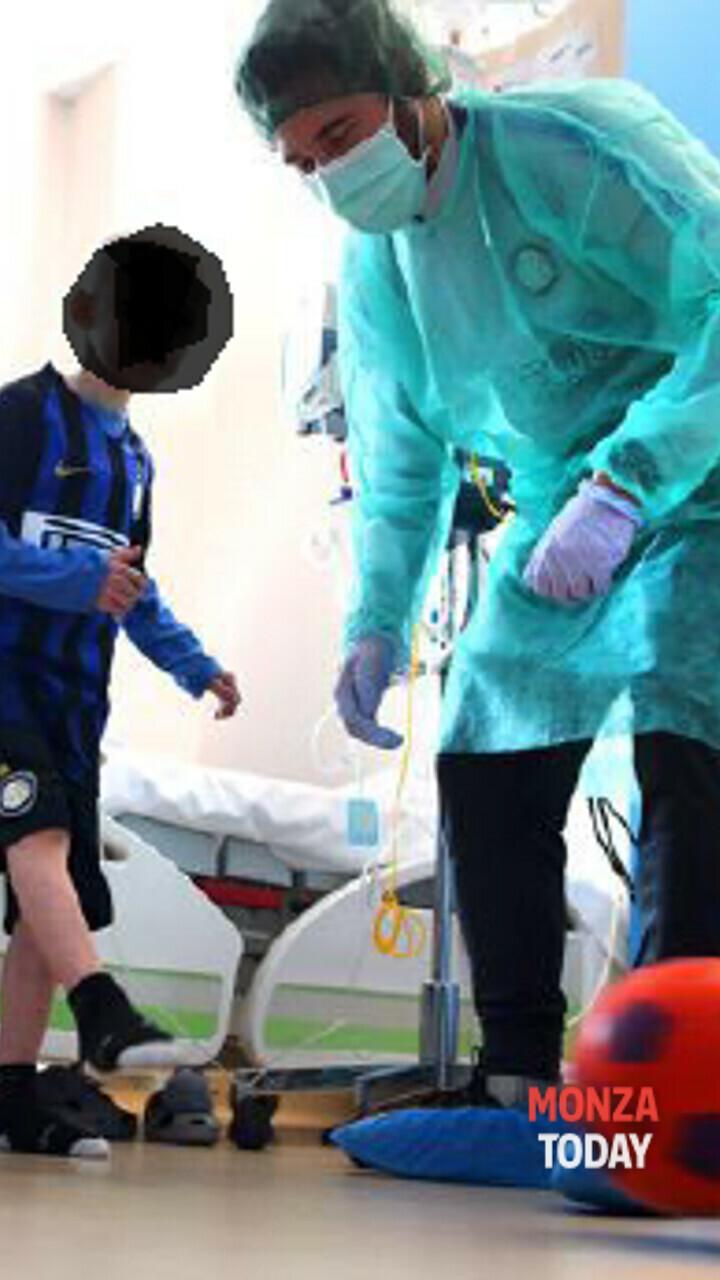 Lo sport come terapia per i bimbi malati di tumore: al Centro Verga una ricerca internazionale